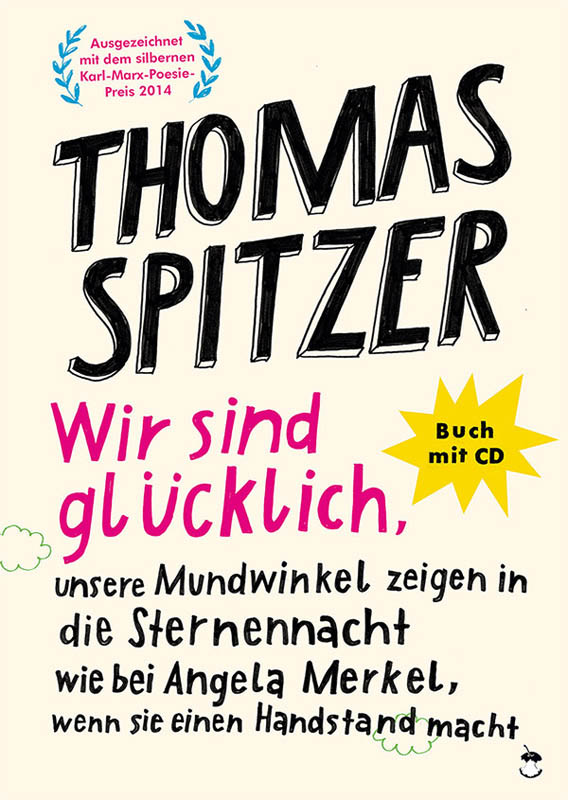 Thomas Spitzer: Wir sind :)