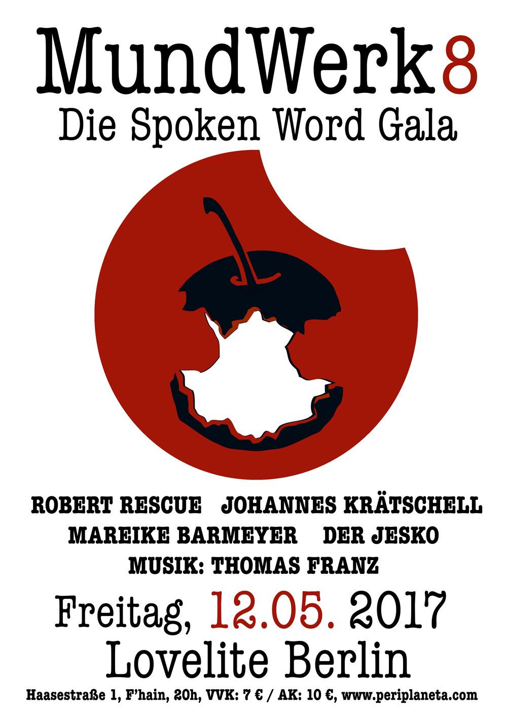 MundWerk Spoken Word Gala 8